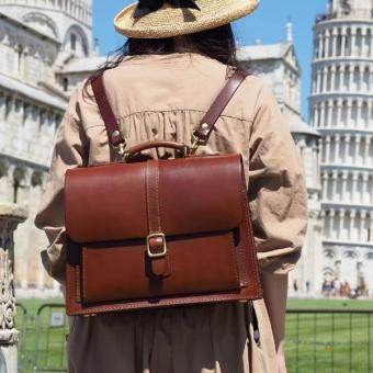レディースバッグで人気のクラシックリュック