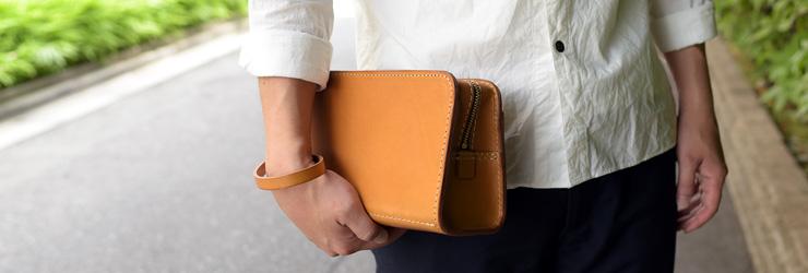 831854dafcbc セカンドバッグ・クラッチバッグ「革鞄のHERZ(ヘルツ)公式通販」