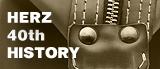 HERZ(ヘルツ)40周年主な出来事と代表作