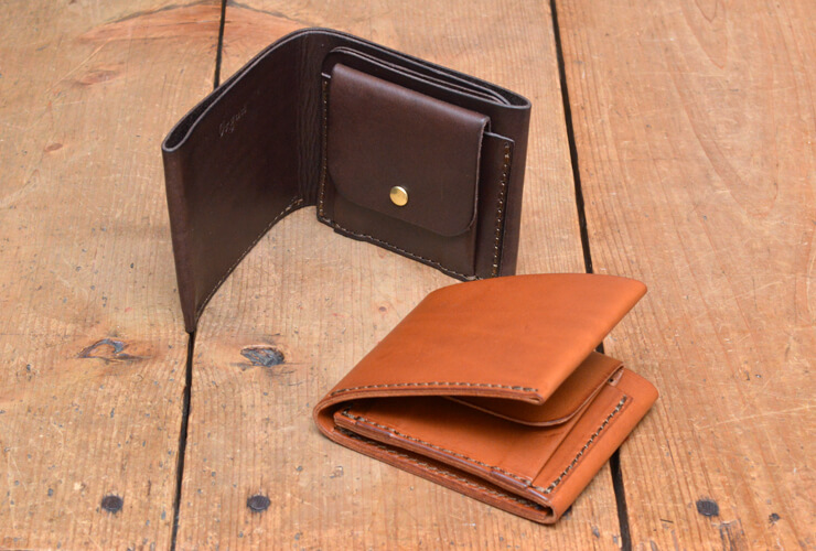 ヘルツの財布 Organ(オルガン) 二つ折り財布