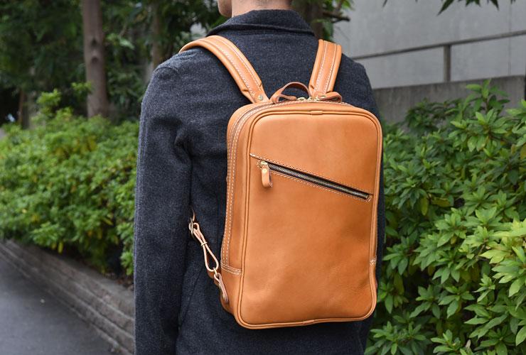 8523d214dbd299 ビジネスリュックとしても使えるA4ファイル対応のベリッシモリュック「革鞄のHERZ(ヘルツ)公式通販」