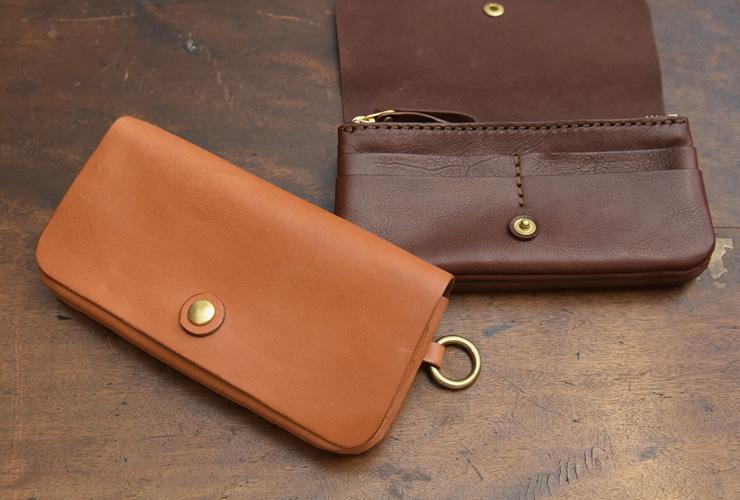 new arrival 66f52 e0e26 豊富な収納力と遊び心溢れるデザインが人気の長財布「革鞄のHERZ ...