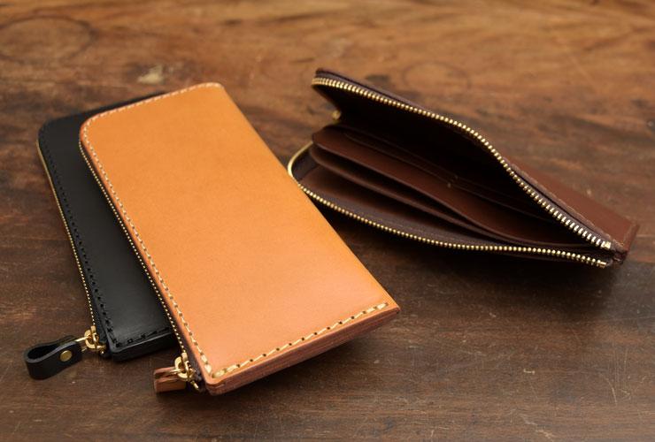 97693a49b086 シンプルで使いやすいL字ファスナー長財布「革鞄のHERZ(ヘルツ)公式通販」