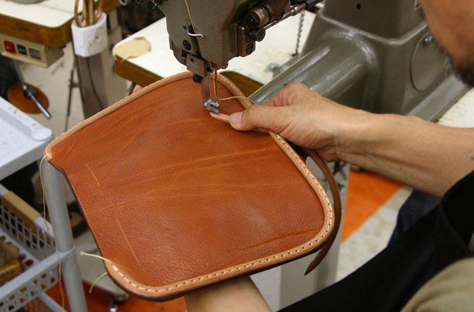 NEZの縫製