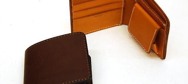 二つ折り財布(Y-8)