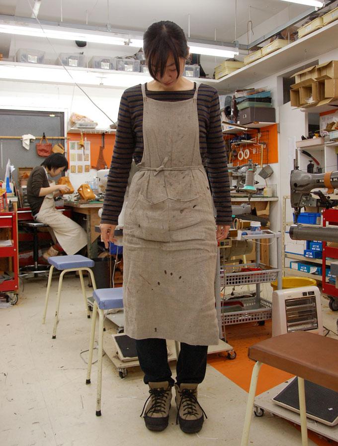 渋谷工房に華を添える一人。作り手:下田の場合