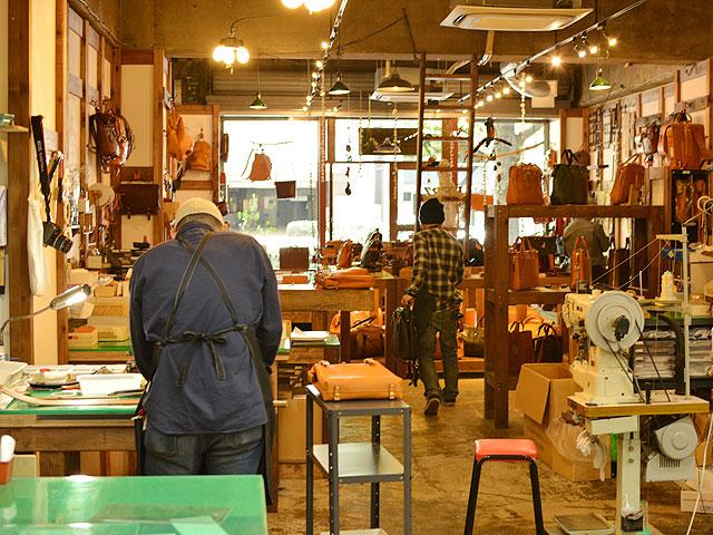 仙台店 工房風景7
