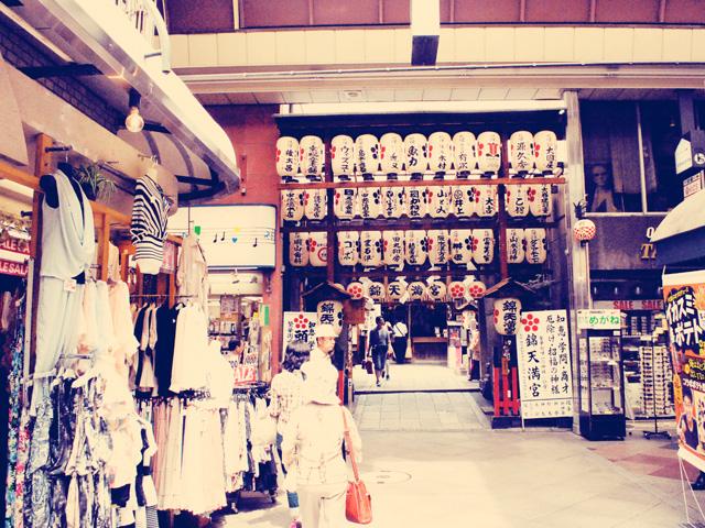 京都の商店街2