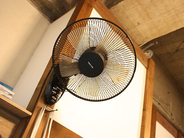 工房扇風機