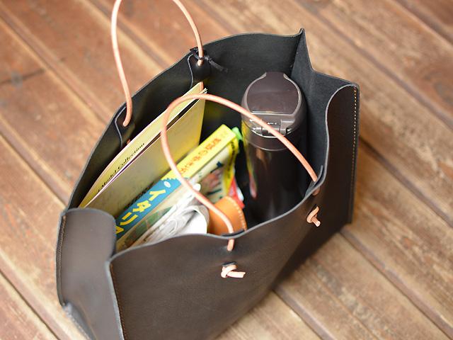 革紙袋 収納例