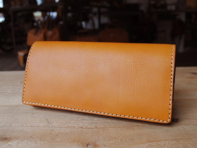 ソフトレザーの長財布(Y-63)
