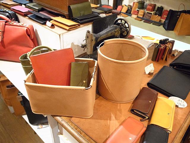 革のマルチユースボックス
