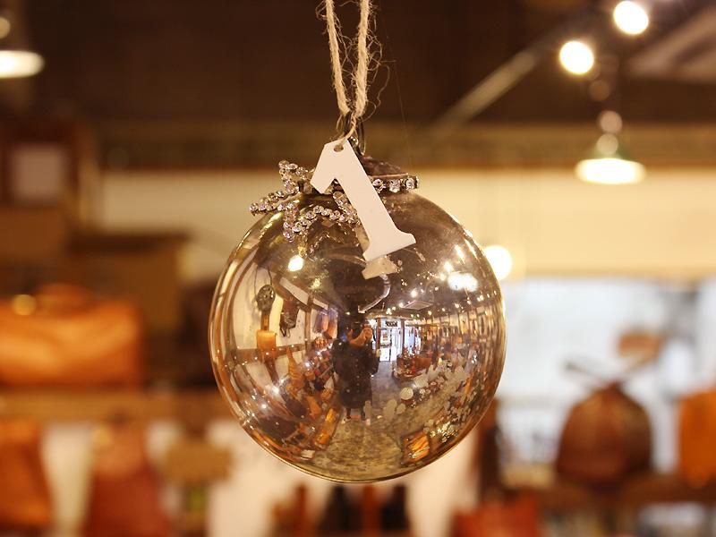 仙台店のクリスマスディスプレイ2