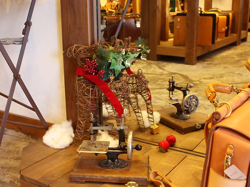 仙台店のクリスマスディスプレイ5