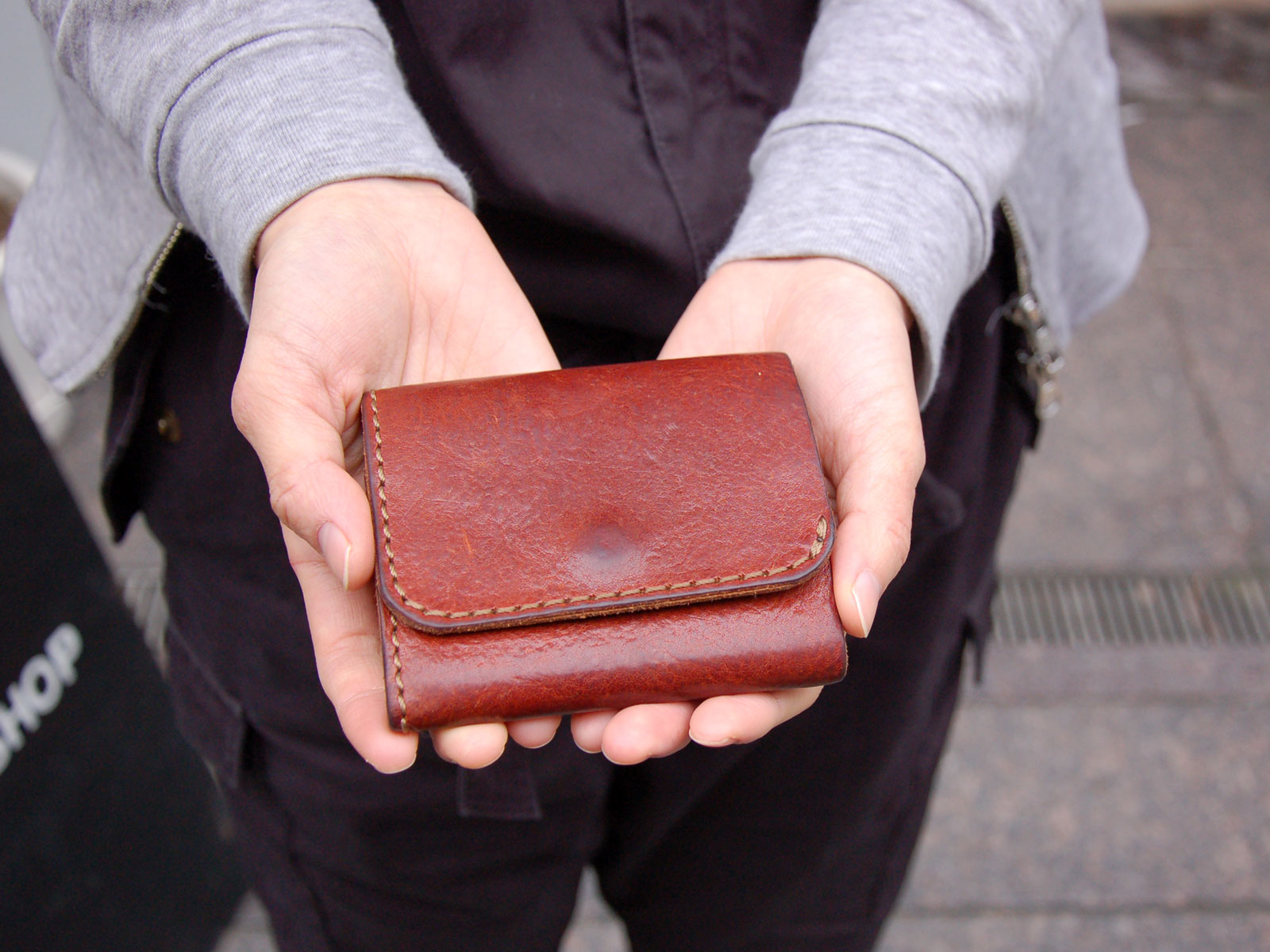 スタッフ愛用品:Organミニ財布