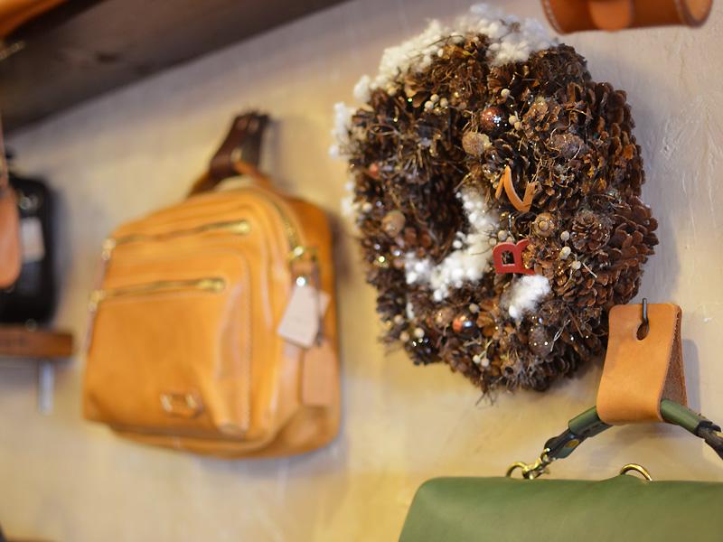 青山本店 クリスマスディスプレイ2
