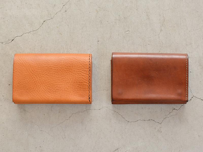 マチ付き二つ折り財布(GS-16)