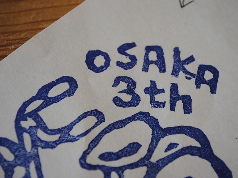 大阪店3周年