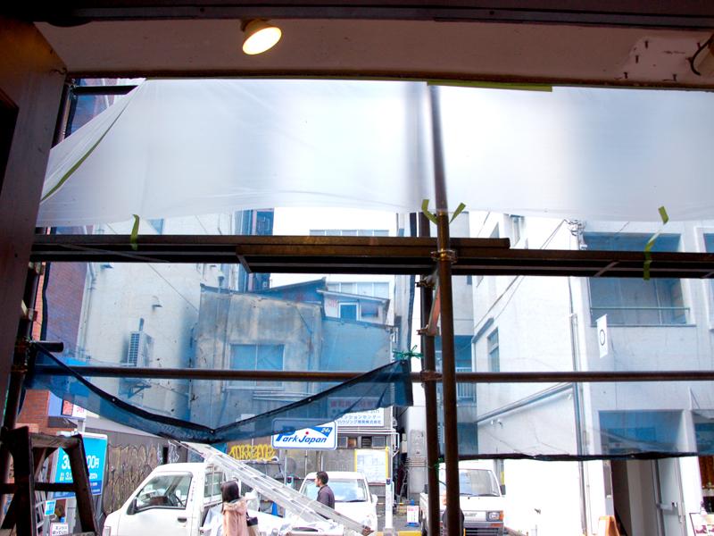 旧本店からの眺め