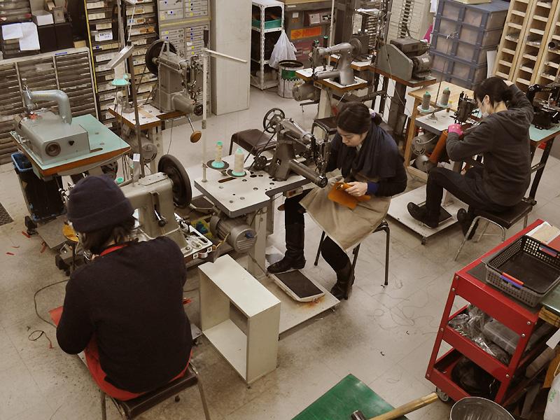 渋谷工房 製作風景2