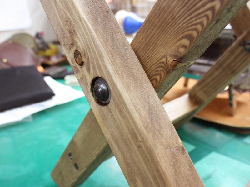 木材の留め