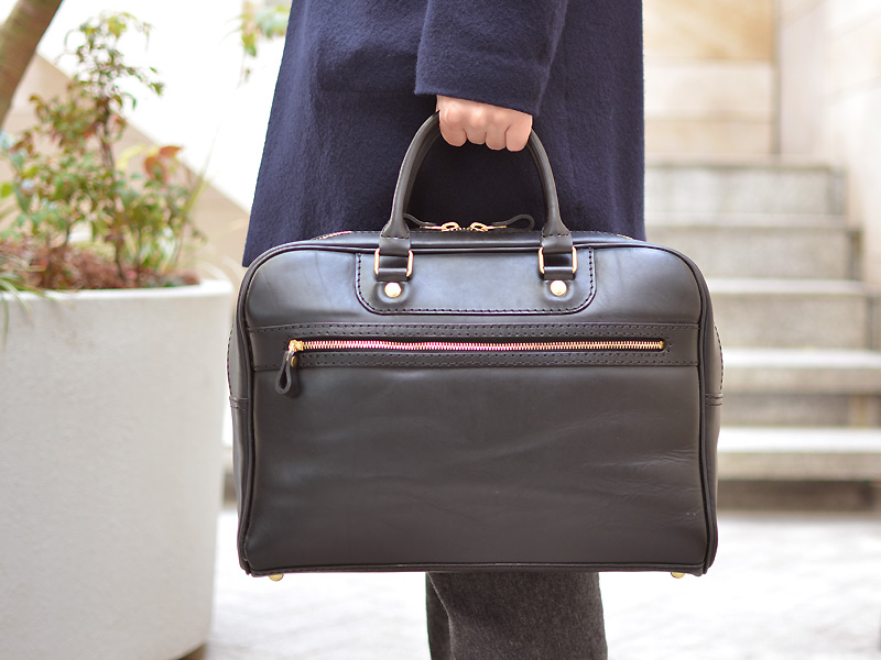 カジュアル二本手ビジネスバッグ 手持ち
