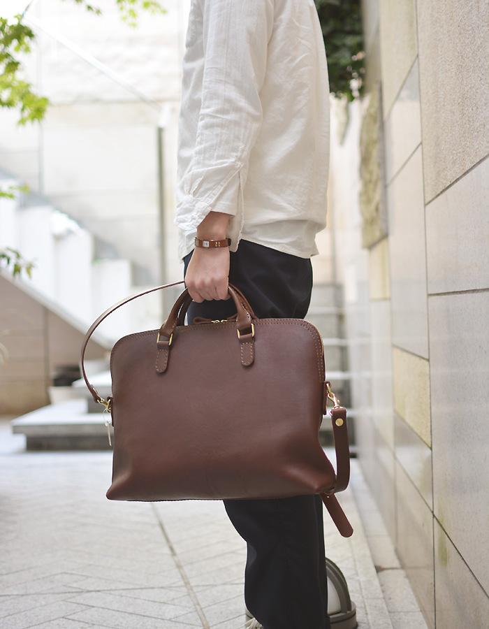サンプルビジネスバッグ 手持ち