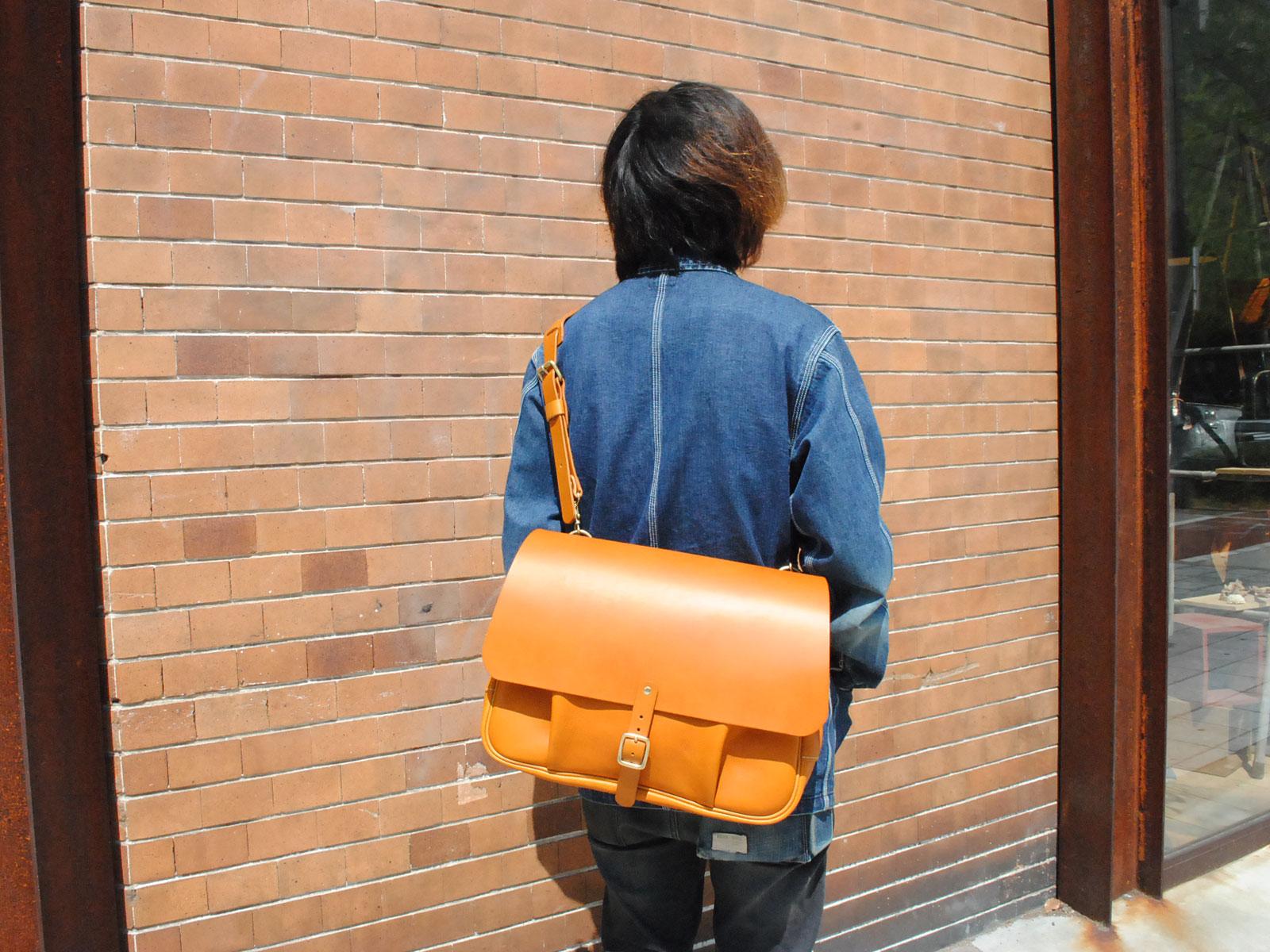 大阪店3周年記念バッグ Vol.3 メールバッグ