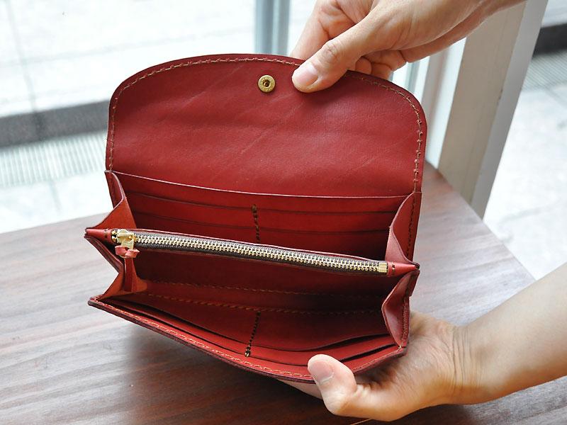 サンプル財布 中身