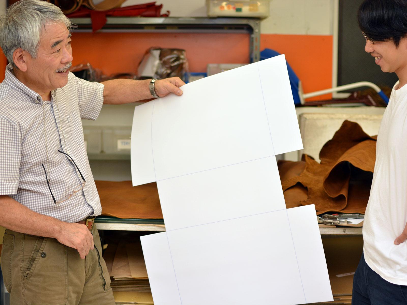 創業者とカバン作ろう ~オンラインショップ:小野寺編 Vol.2~