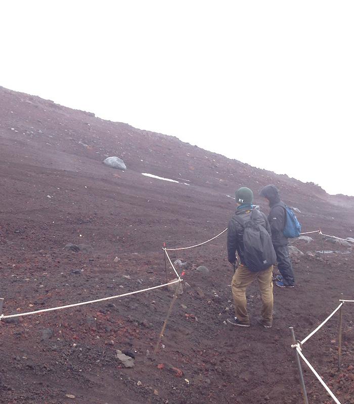 富士山ルート確認