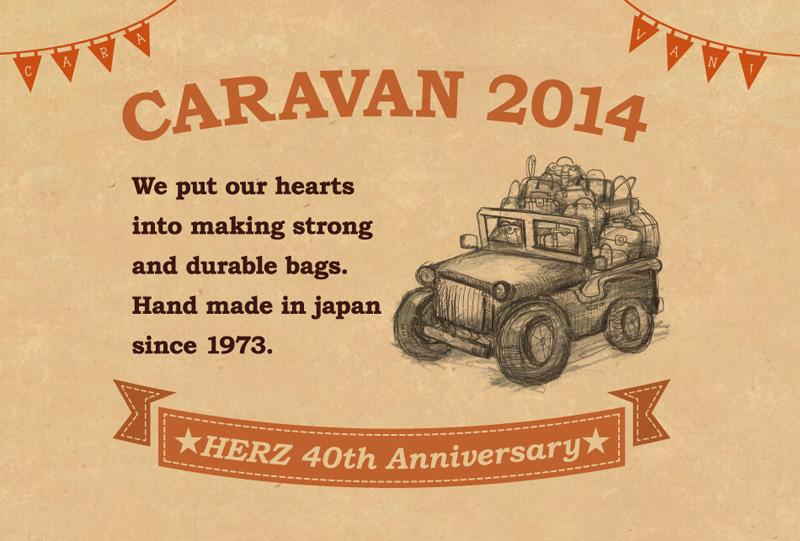 HERZ CARAVAN 2014