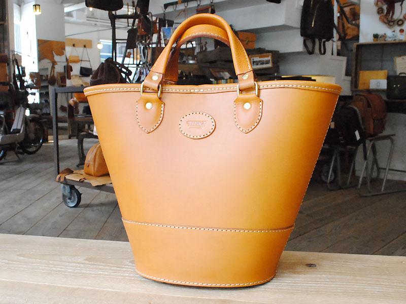 楕円トートバッグ