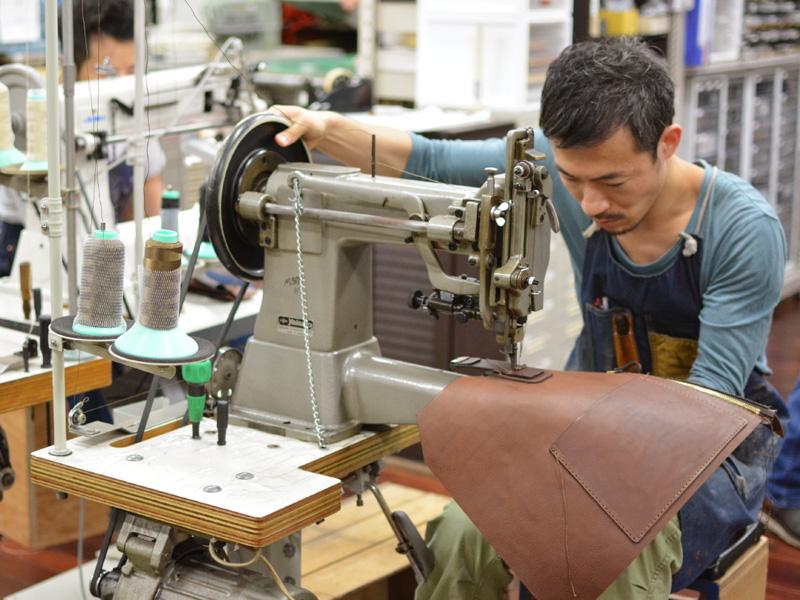 作り手:納富 鞄製作