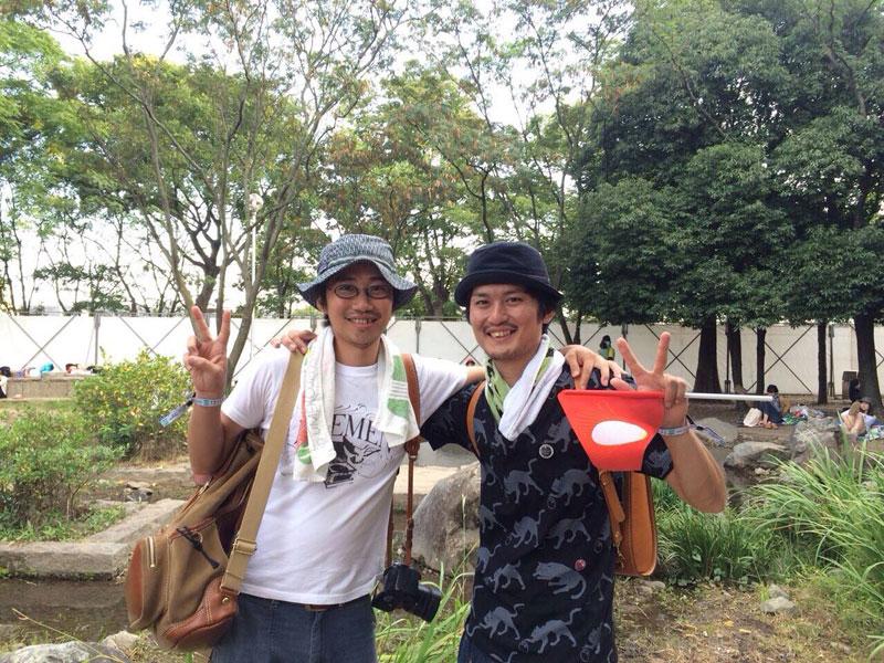 京都音楽博覧会 木村と小野寺