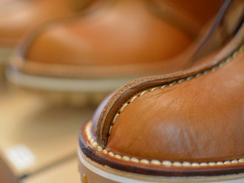 靴ドアップ