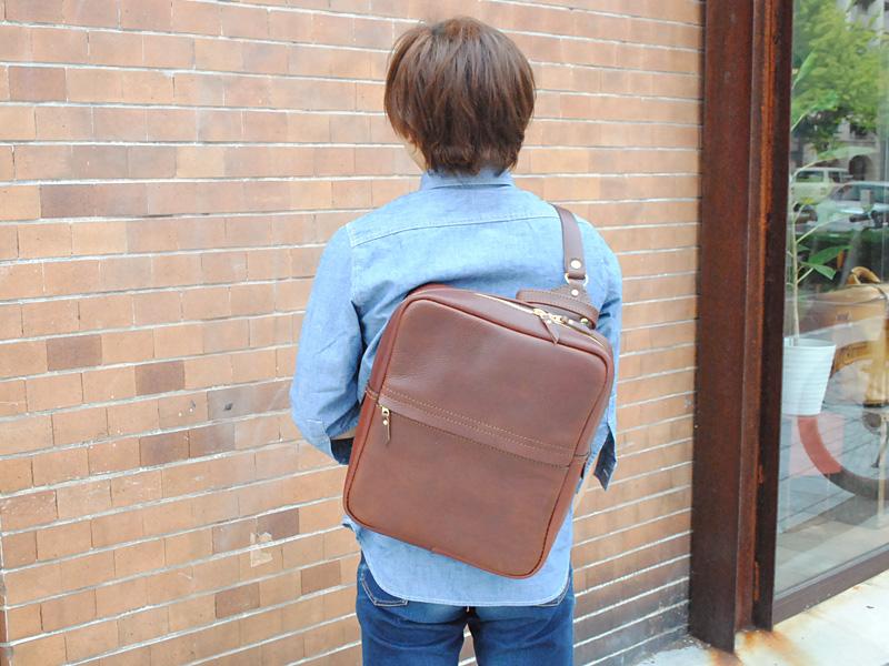 大阪3周年記念鞄VOL8 男性着用