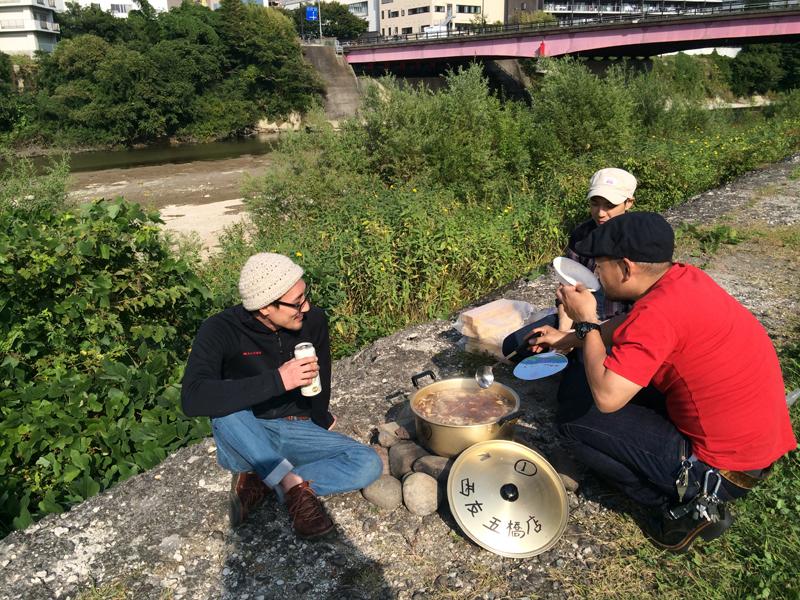 goriさんの芋煮