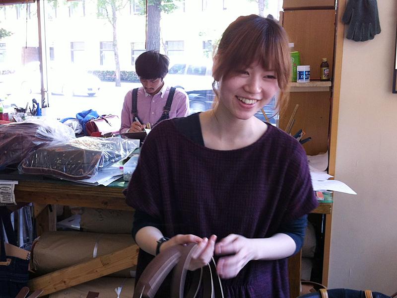 作り手:松尾&木村