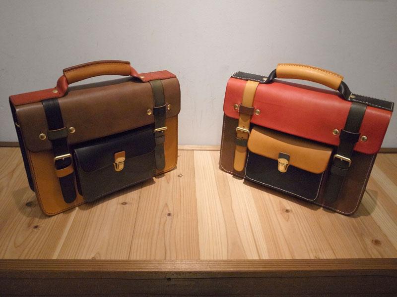 学生鞄風・2wayビジネスバッグ(BC-16) マルチカラー