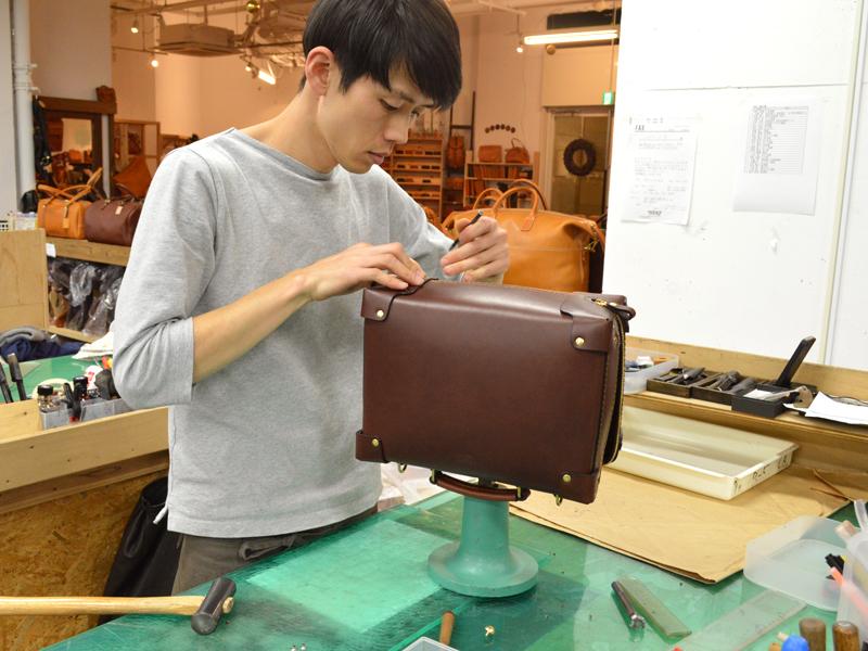 村松さんが作る西尾くんのトランク