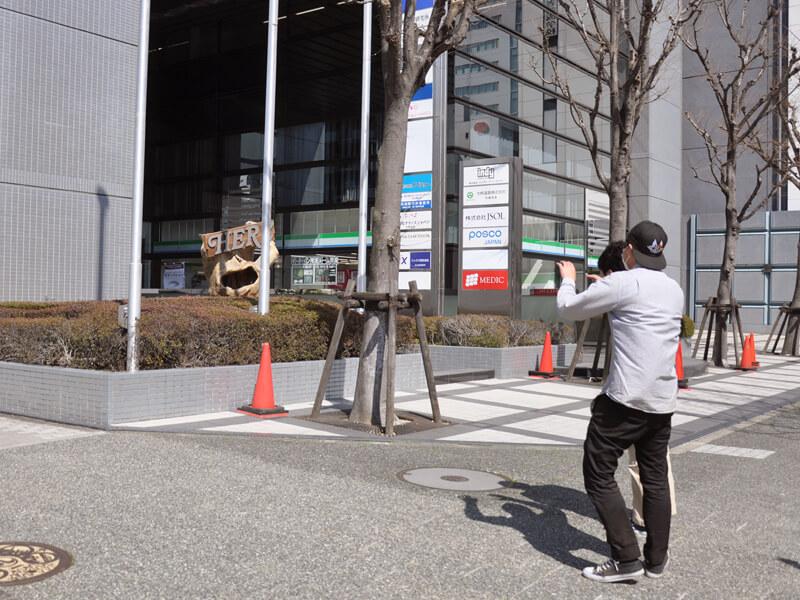 HERZ名古屋サイン3