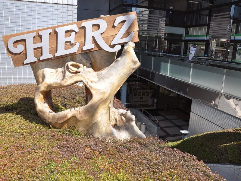 HERZ名古屋サイン4