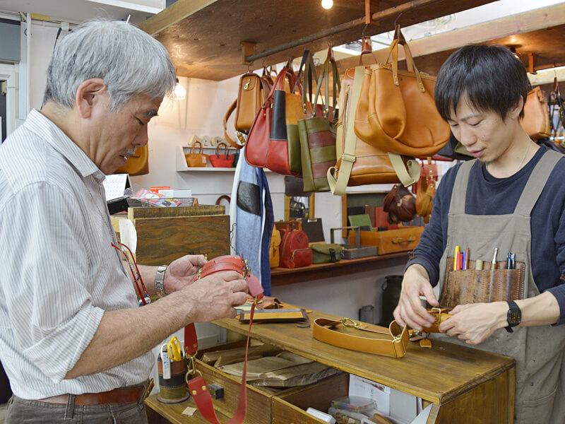 近藤と作り手:ナメカワ