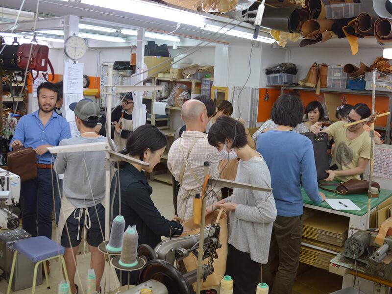 旅モノ2015 渋谷工房も試作作りが進行中