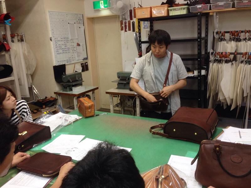新人の作り手:弓削(ゆげ)