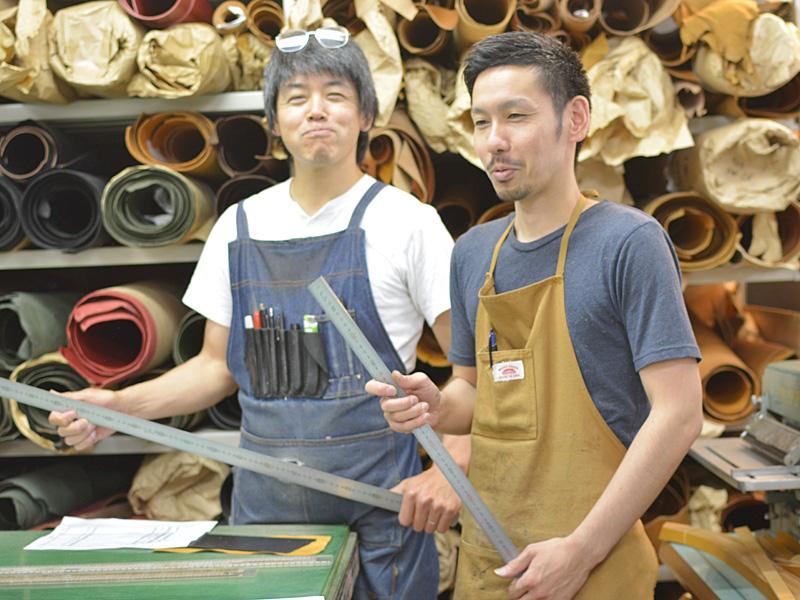作り手:鈴木&スーパールーキー