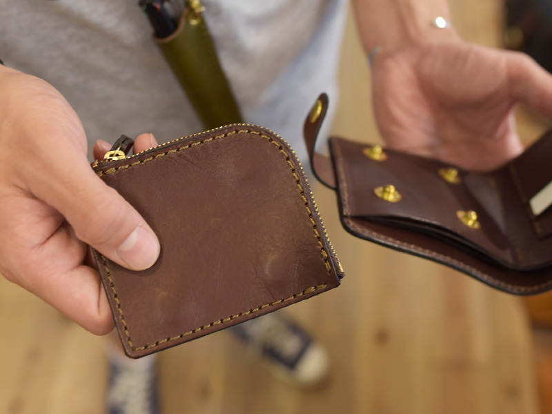 Titi wallet・チチウォレット(WS-9) コインケース
