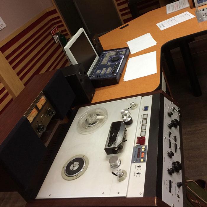 ラジオ機材