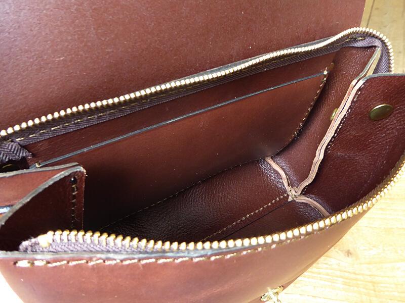 旅モノ:ルントショルダー 内ポケット